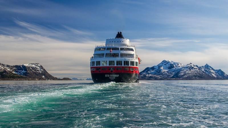 Hurtigruten Adds Third Battery Hybrid-Powered Ship as Expedition Cruising Resumes