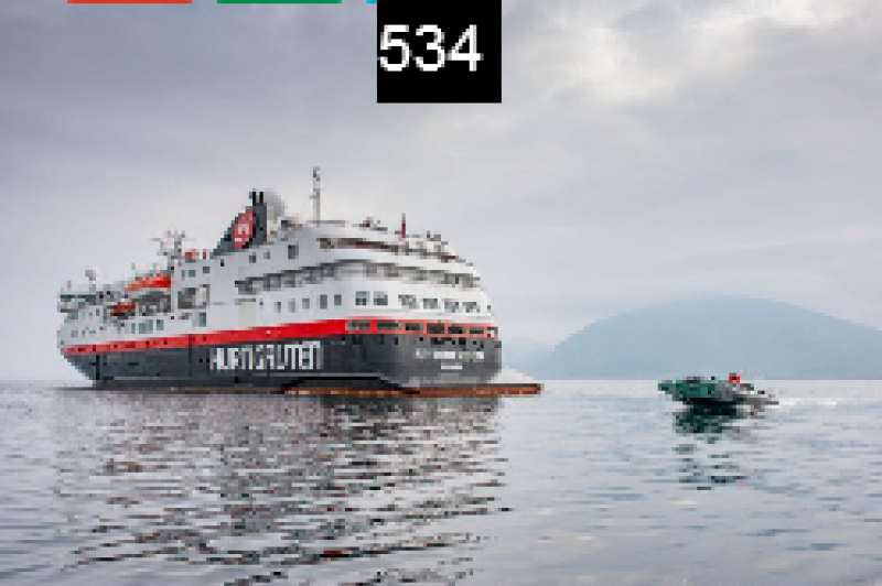 Hurtigruten Heading to Russia for Expedition Cruises in 2022
