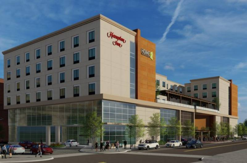 Dual-Brand Hampton Inn and Home 2 Suites by Hilton Opens in Tucson, Arizona
