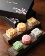 Mei Ume to Celebrate Mid-Autumn Festival at Four Seasons Hotel London at Ten Trinity Square with Festive Menu and Mooncakes