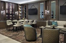 Boston Marriott Copley Place Reveals New Lobby and M Club