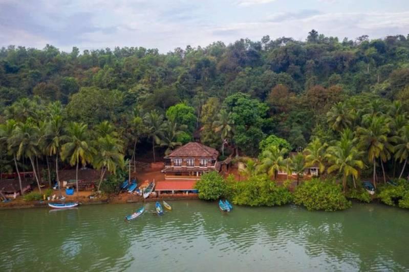 Cardozo House, Goa, amã Stays & Trails