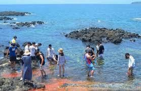 Taiwan's Penghu has started seeing tourists back