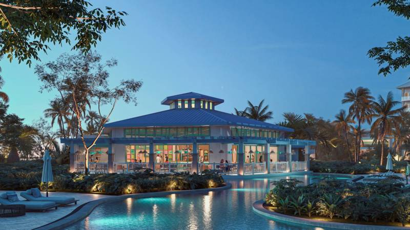 Luxe Margaritaville resort in D.R. builds awareness ahead of opening