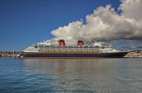 Disney Wonder to Sail From San Diego on Oct. 1