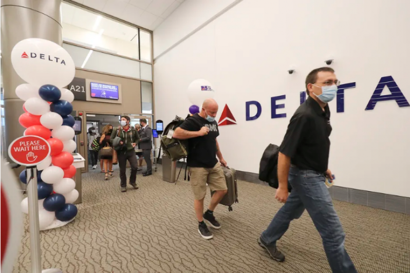 The delta variant may ruin the travel industry, US airlines warn