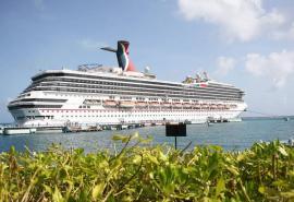 Carnival Cruise Line Fleet Location Update