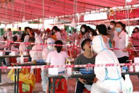 Chinese cities issue travel warnings after Fujian Covid-19