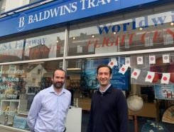 Baldwins Travel takeover deal secures future
