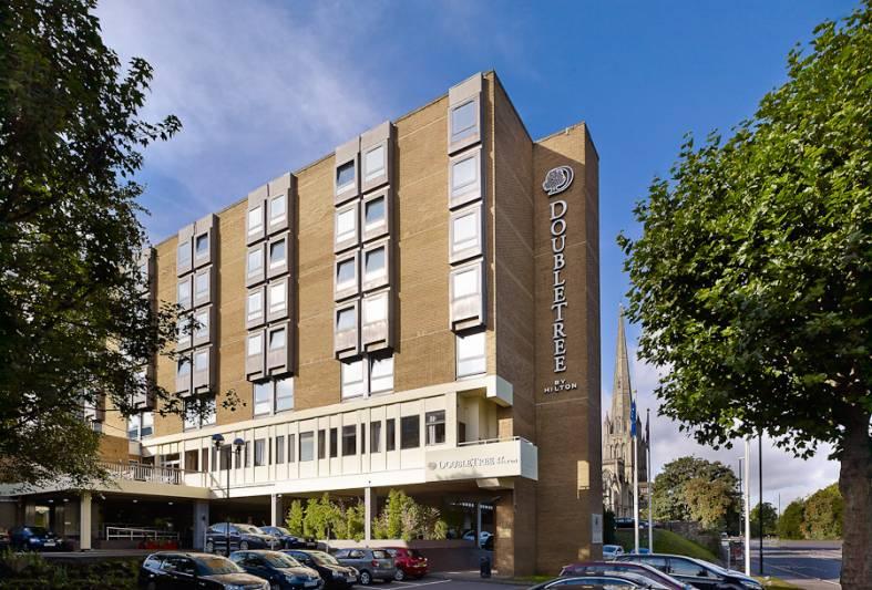 Bristol hotel takes steps to improve ballroom