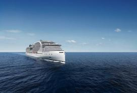 MSC Pledges To Achieve Net Zero Emissions From Its Cruise Operation by 2050