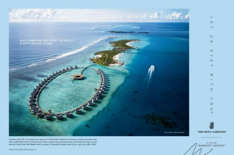 """The Ritz-Carlton launches """"A Gift Like No Other"""" campaign in Asia Pacific to celebrate the gift of unforgettable memories"""