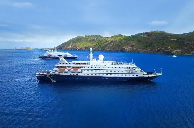 SeaDream II Becomes First Ship to Resume Sailing in Black Sea