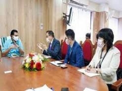 Taiwan team expresses interest to work with Kerala tourism