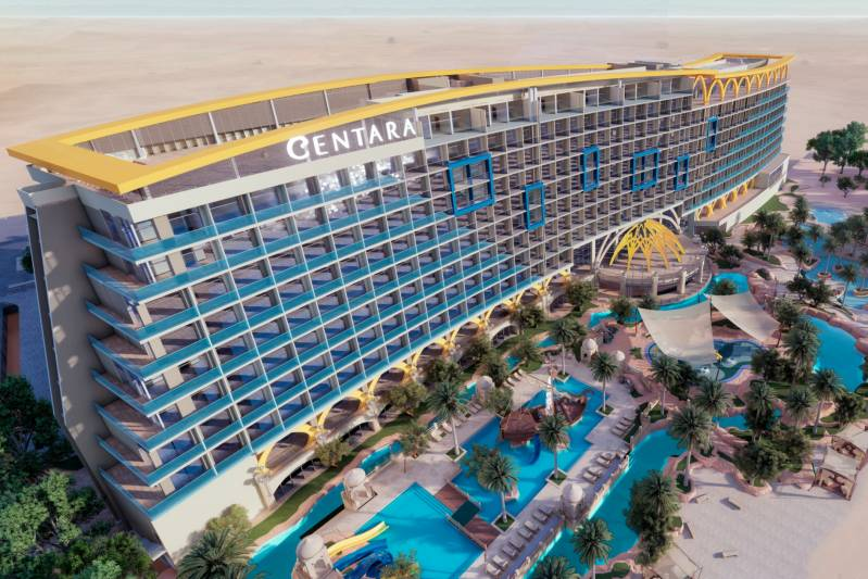 Centara to Open 607-Room Resort in Dubai