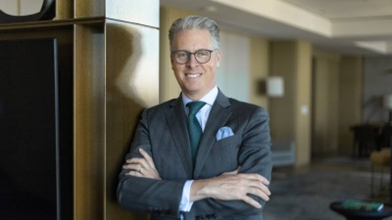 Four Seasons Hotel Toronto welcomes newly appointed General Manager Patrick Pollak