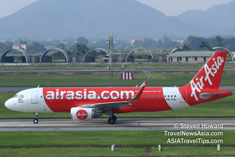 Travellers Must be Fully Vaccinated to Fly with AirAsia Malaysia