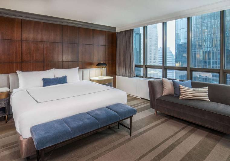 Evolution Hospitality appointed as manager of The Marquette Hotel, a Curio Collection by Hilton