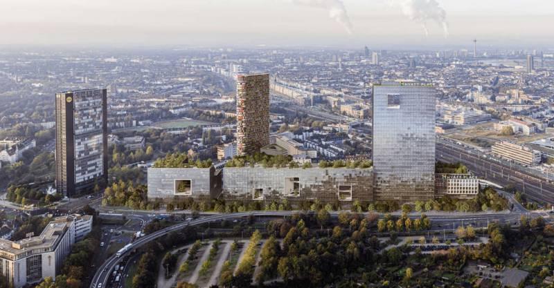 Hyatt and EuroAtlantic Announce Plans for Hyatt Place Düsseldorf Mercedesstrasse at Tadao Ando Campus & Tower