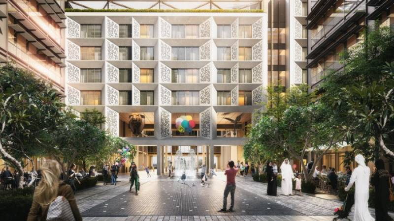 25hours Hotel One Central to open in Dubai this year