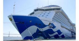 Oct. 10 update: Princess ship restarts cruising from San Francisco