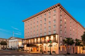 Davidson Hospitality Group appointed new management company for Charleston's iconic Mills House Hotel