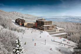 First look of rooms at new Club Med Québec Resort