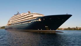 Ritz-Carlton Update: Ship Emerges from Drydock With New Exterior Paint
