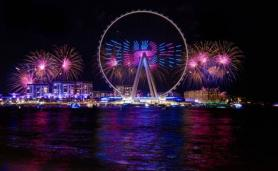 Ain Dubai welcomes first guests in Middle East